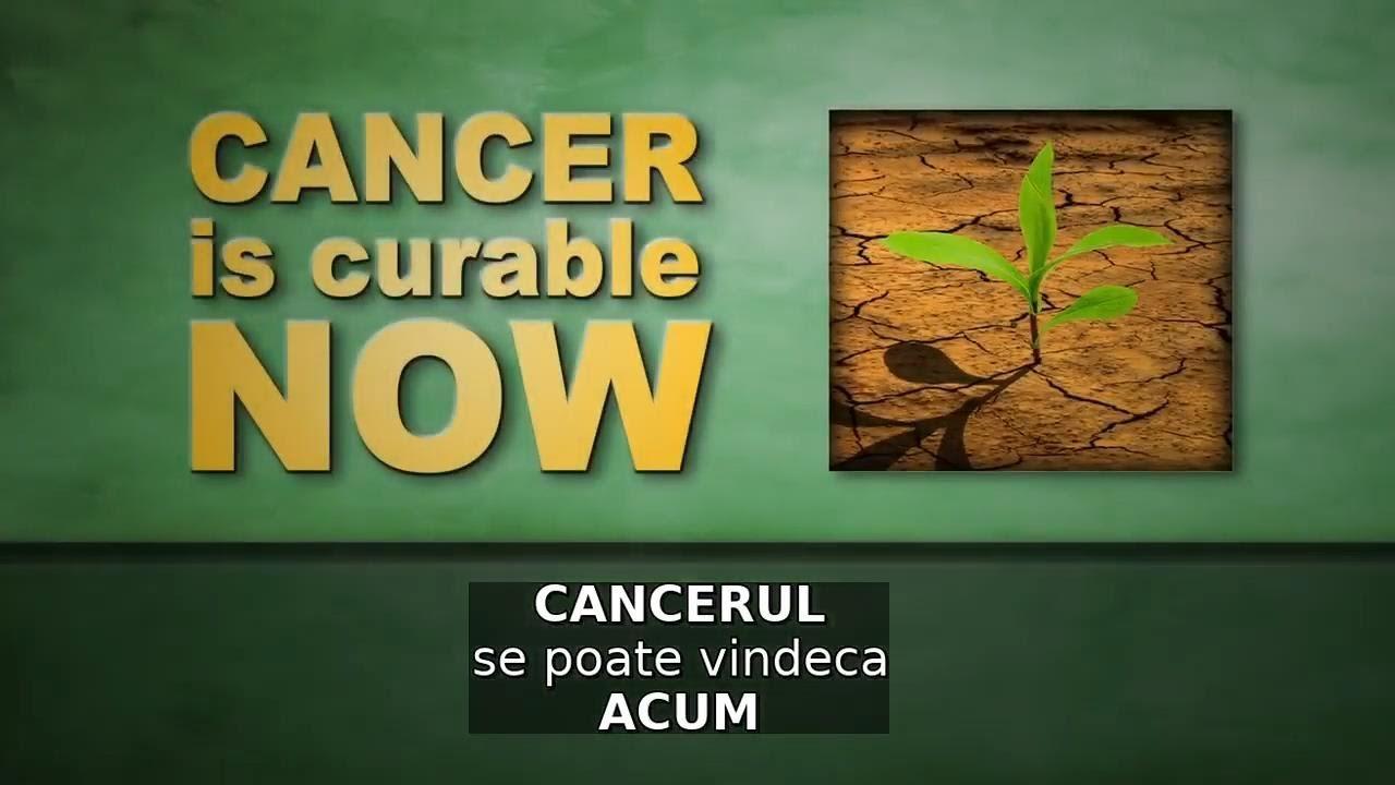 cancerul este vindecabil acum