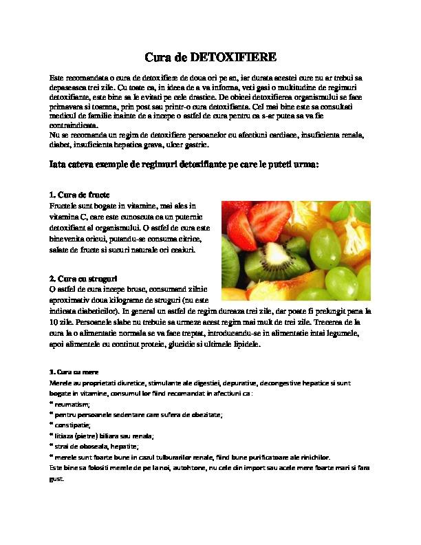 Sfaturile specialiştilor pentru o detoxifiere a organismului într-un mod sănătos   Digi24