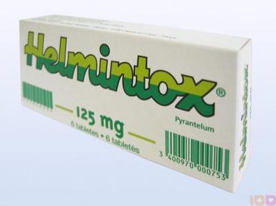 helmintox utilisation