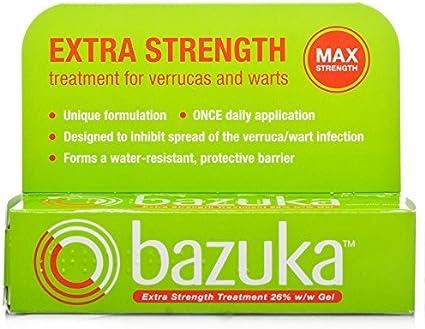 wart treatment bazuka detoxifiere avansată a colonului