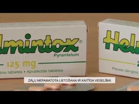 Helmintox soigne quoi. Cancer de pancreas resumen.