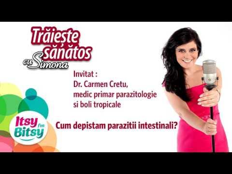 Paraziți intestinali: tratamente naturiste