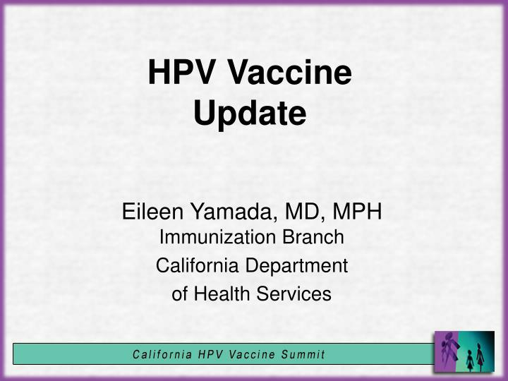 Renal cancer nice guidelines - Hpv vaccine nice
