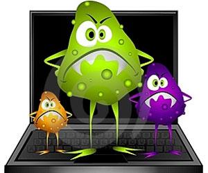 virusi electronici