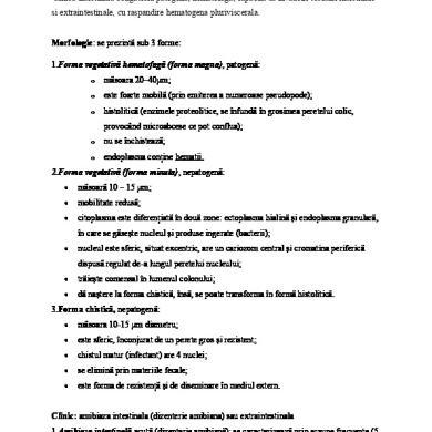 Giardia lamblia (Giardioza)- simptome și tratament – power-tuning.ro