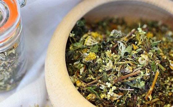 ceaiuri pentru viermi intestinali la copii