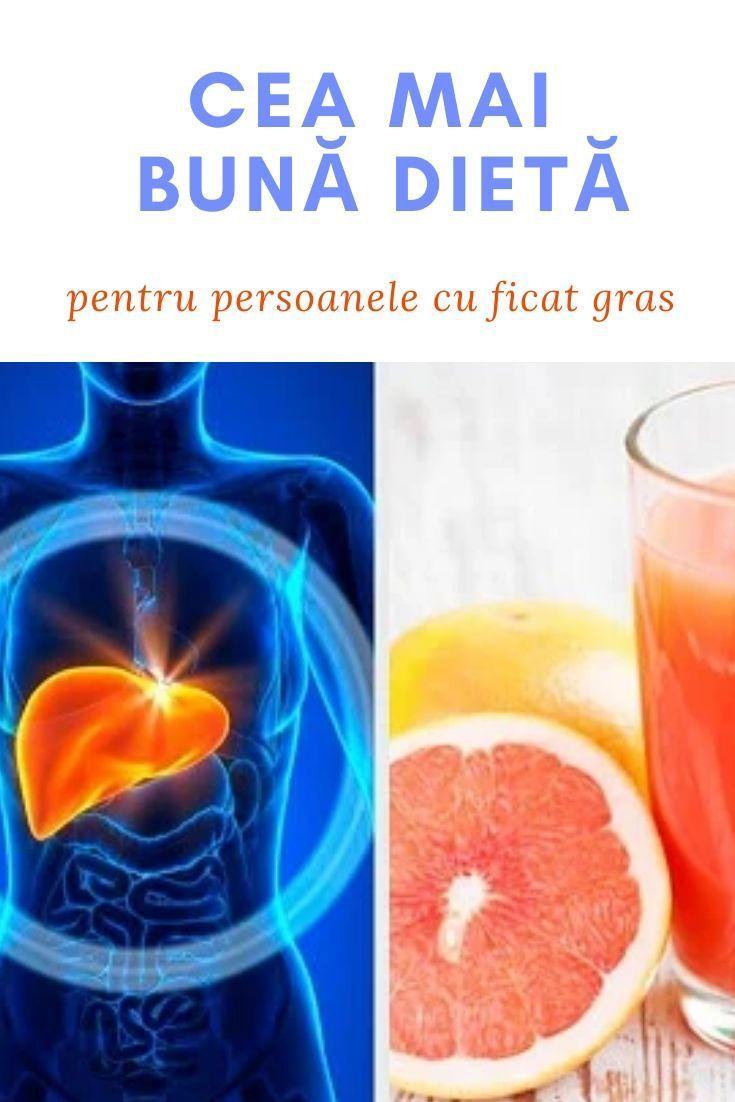 Cea mai bună dietă pentru curățarea ficatului