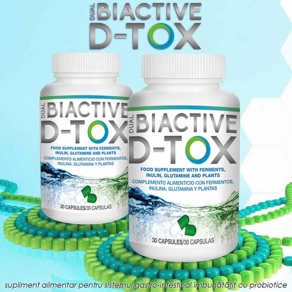 Detox Activ cps - Herbagetica | Eherbal