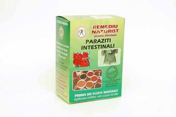 Leacuri naturale contra paraziţilor intestinali