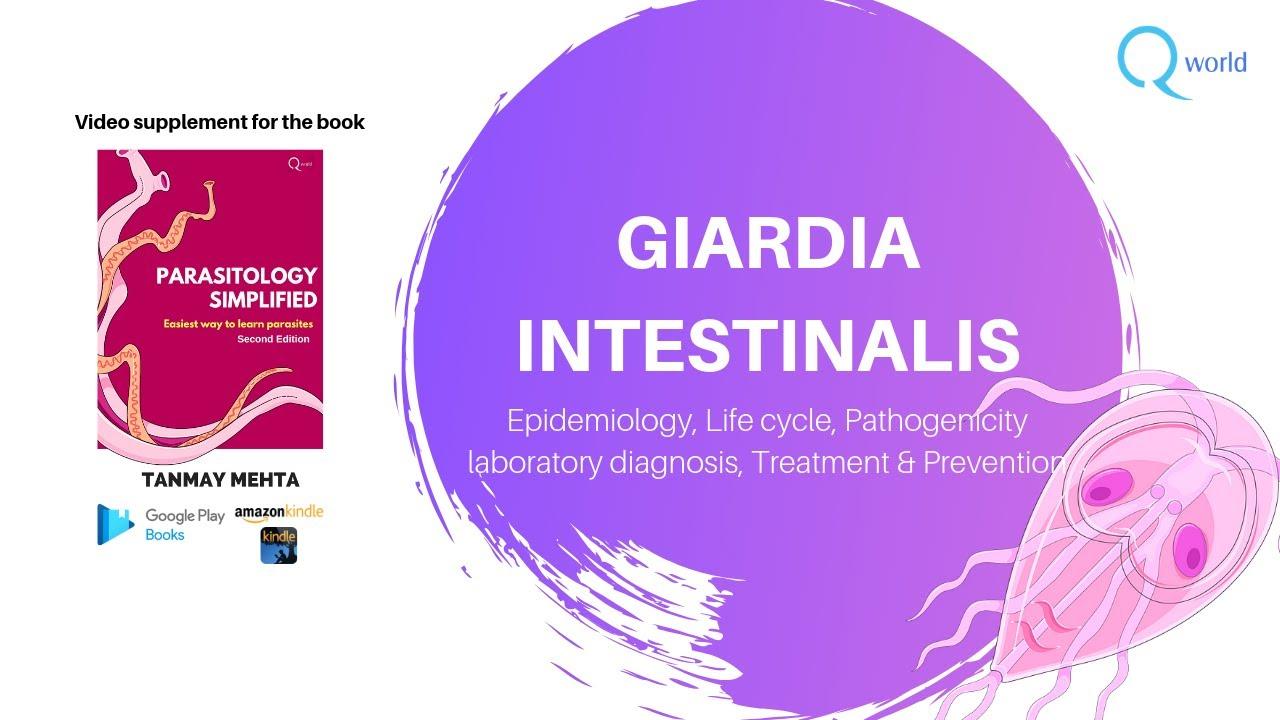 terapia giardiozei