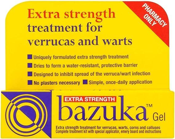 wart treatment bazuka rădăcină de verucă plantară