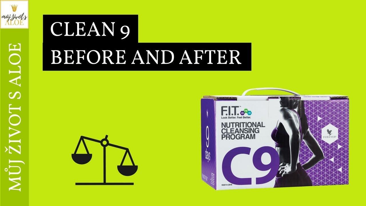 Detoxifiere si controlul greutatii cu C9 Fit si Aloe Vera - Daniel Botea