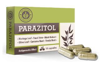 parazitoze capsule)