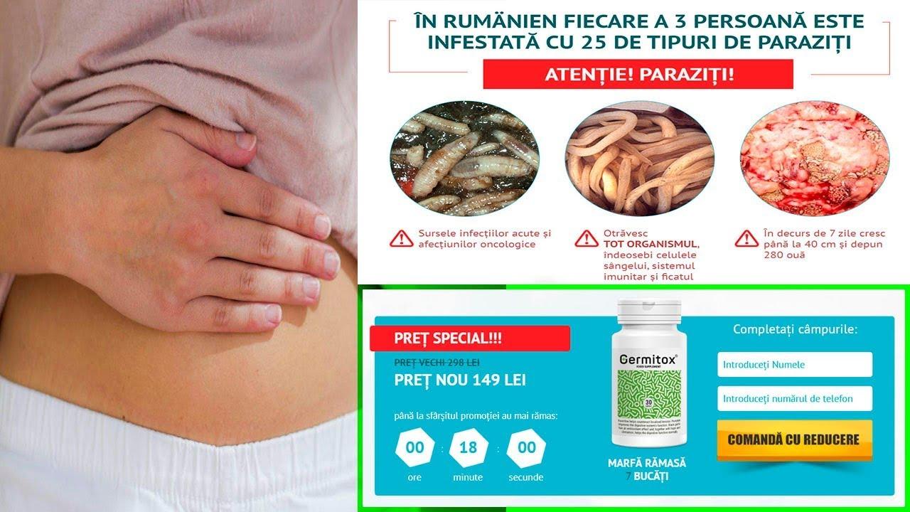 medicamente pentru prevenirea paraziților din organism